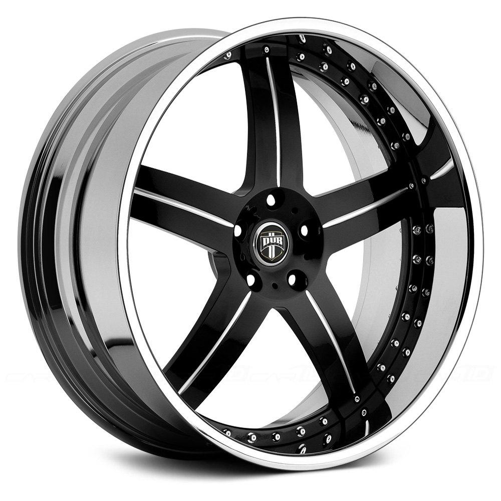 DUB® X-23 LLC 2PC Wheels - Custom Rims