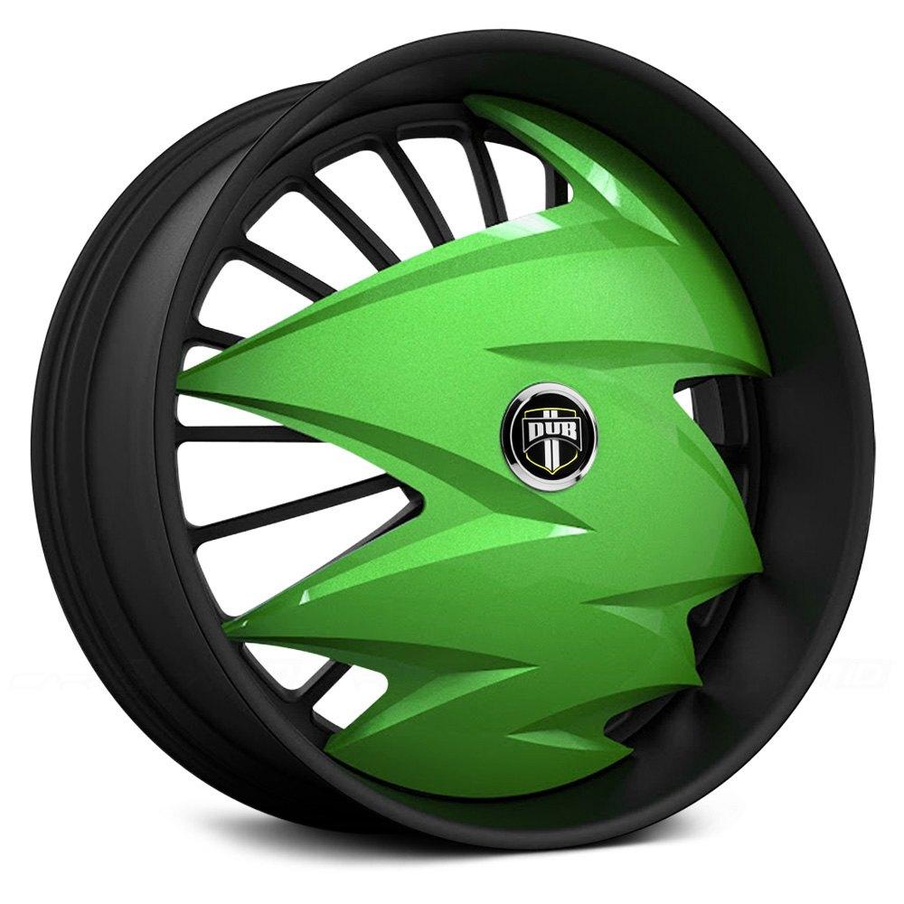 DUB® ZIGZAG Wheels
