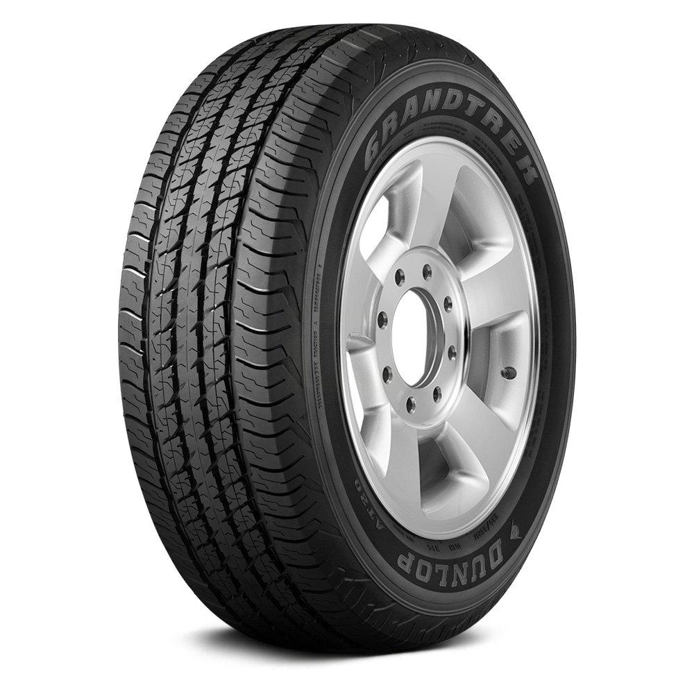 Best All Season Car Tires >> DUNLOP® GRANDTREK AT20 Tires