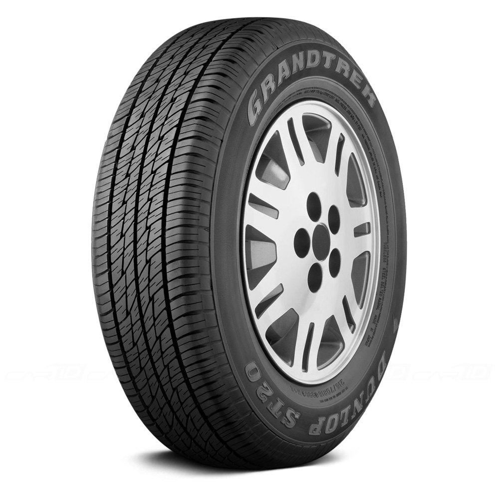215//70R16 99S Dunlop Grandtrek ST20 All-Season Tire
