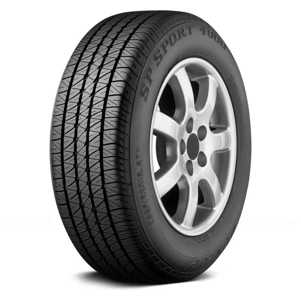 dunlop sp sport 4000 dsst ctt tires. Black Bedroom Furniture Sets. Home Design Ideas
