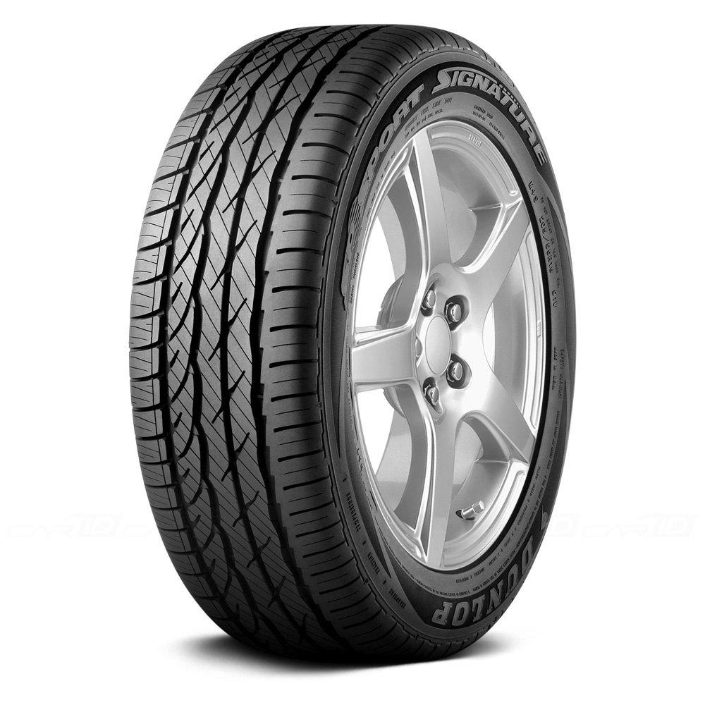 dunlop sp sport signature tires. Black Bedroom Furniture Sets. Home Design Ideas