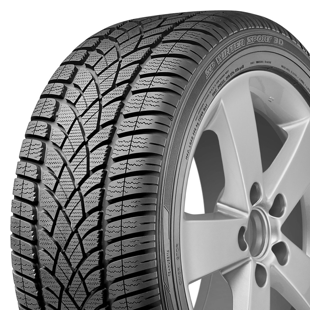 DUNLOP® SP WINTER SPORT 3D DSST ROF Tires