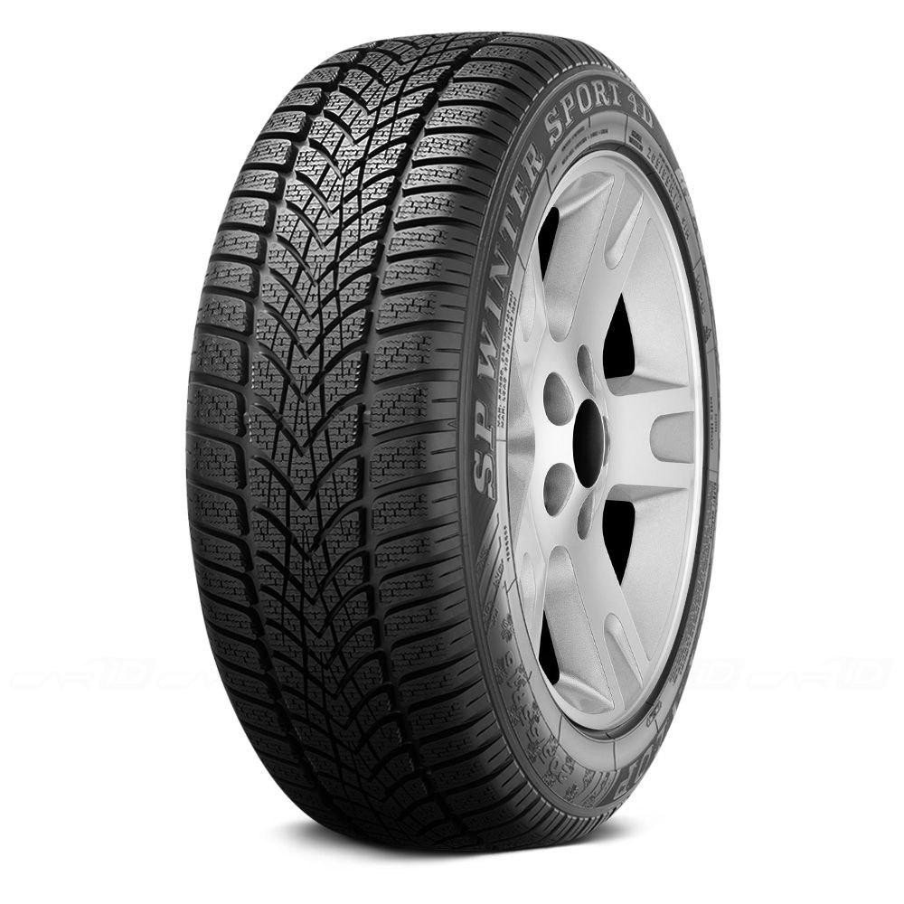 dunlop sp winter sport 4d tires