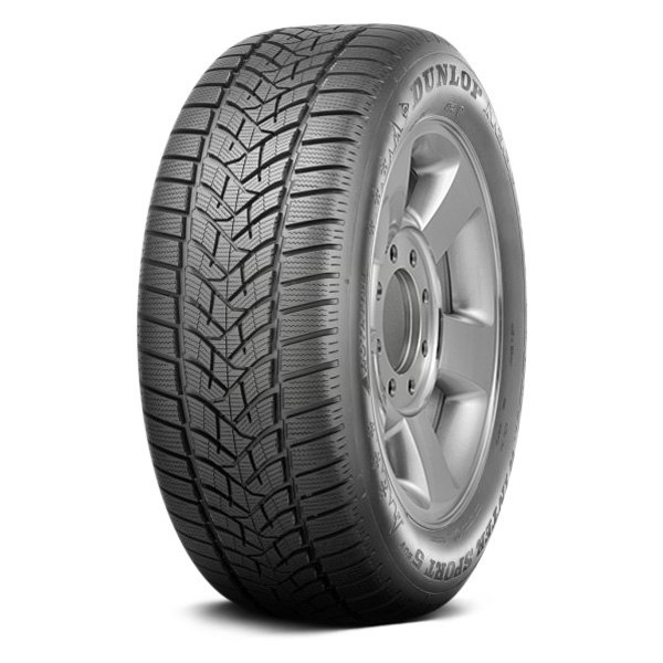 dunlop winter sport 5 suv tires winter performance tire. Black Bedroom Furniture Sets. Home Design Ideas