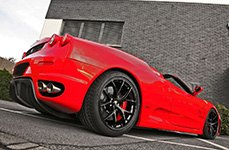 DUNLOP® - SP Sport Maxx Tires on Ferrari F430 Scuderia