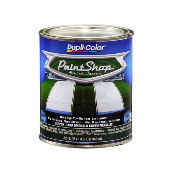 Dupli color bsp209 auto car paint base coat step 2 paint - How to mix emerald green paint ...