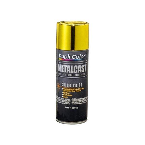 dupli color mc202 11 oz yellow anodized metalcast paint. Black Bedroom Furniture Sets. Home Design Ideas