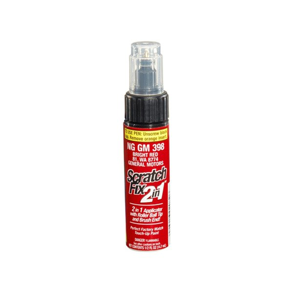 ... -Color® - ScratchFix 2in1™ Touch-up Paint (Bright Red, 81 WA8774