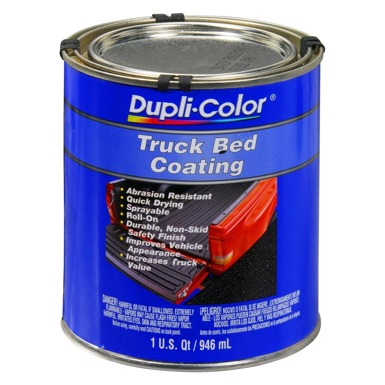 Dupli Color 174 Trq254 Black Truck Bed Coating Quart