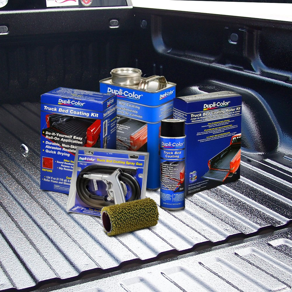 Duplicolor Truck Bed Coating Reviews