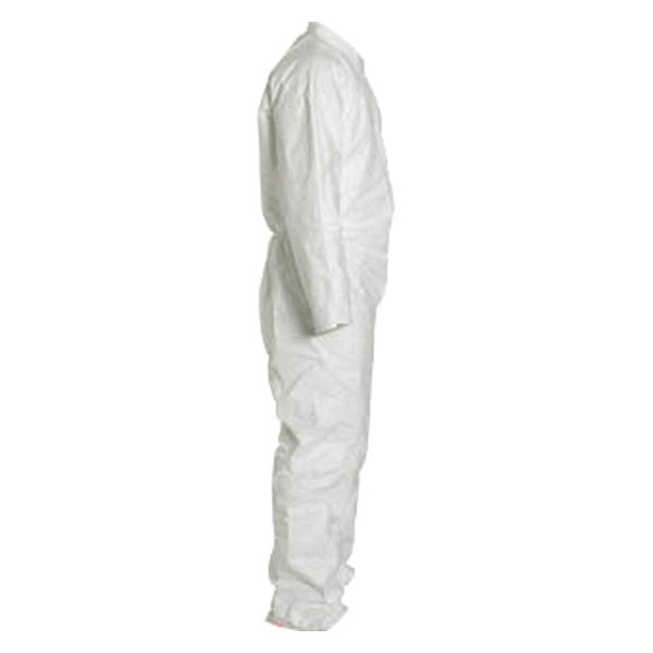 Dupont d13384914 tyvek 400 white coverall for Dupont exterior protection reviews