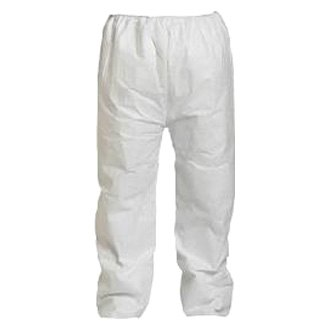 Dupont d13397414 tyvek 400 2x large white pants for Dupont exterior protection reviews
