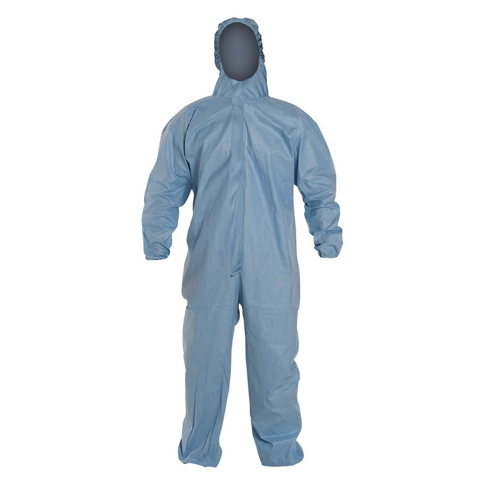 Dupont d13397559 proshield 6 sfr 2x large blue coverall for Dupont exterior protection reviews