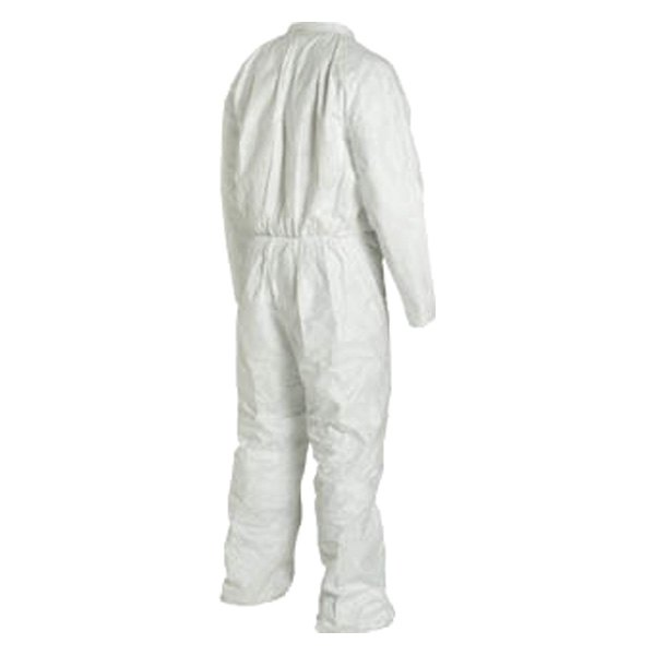 Dupont d13397918 tyvek 400 white coverall for Dupont exterior protection reviews