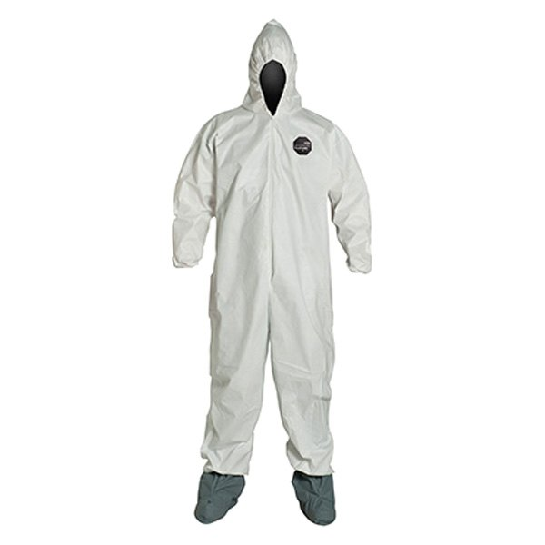 Dupont d13475843 proshield 60 nexgen 5x large white coverall for Dupont exterior protection reviews