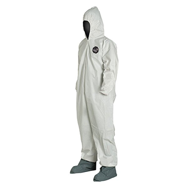Dupont d13475896 proshield 60 nexgen small white coverall for Dupont exterior protection reviews