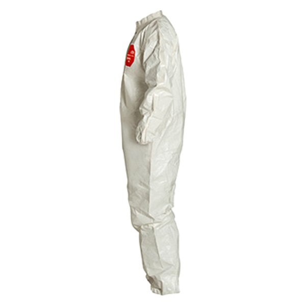 Dupont d13484947 tychem 4000 x large coverall for Dupont exterior protection reviews