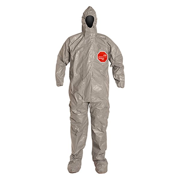Dupont D13488770 Tychem 6000 2x Large Gray Coverall