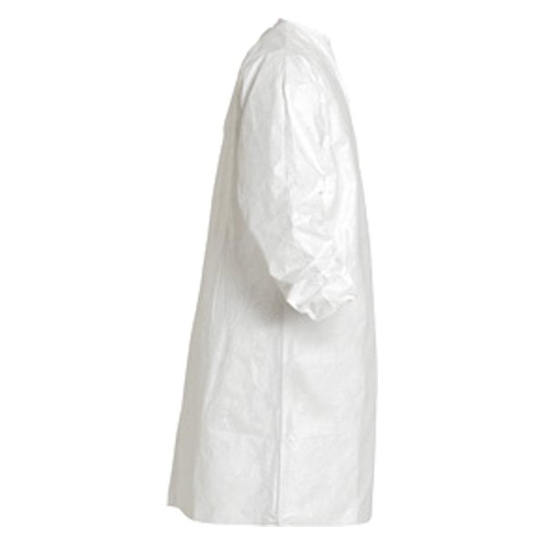 Dupont D14247152 Tyvek Isoclean Medium White Frock
