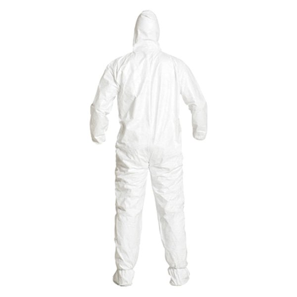 Dupont d14247901 tyvek isoclean 2x large white coverall for Dupont exterior protection reviews