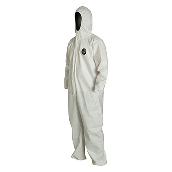 Dupont d14364713 proshield 60 nexgen small white coverall for Dupont exterior protection reviews