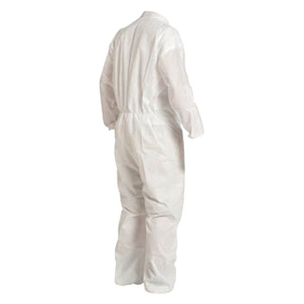 Dupont D14997093 Proshield 10 3x Large White Coverall With Storm Flap