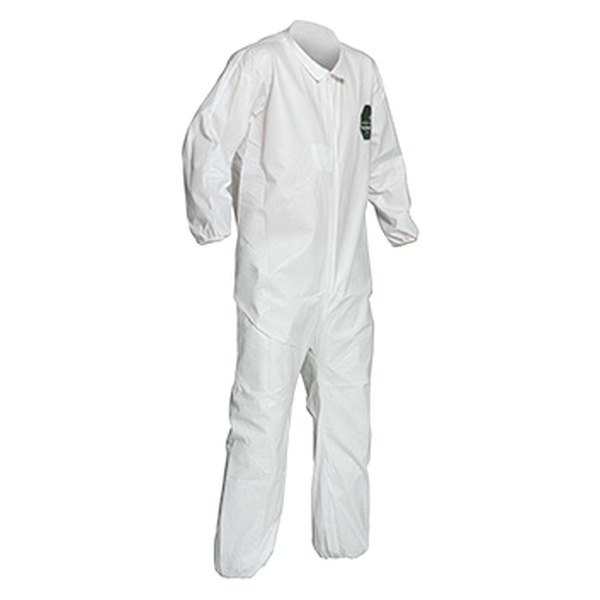 Dupont D15461827 Proshield 50 Large White Coverall