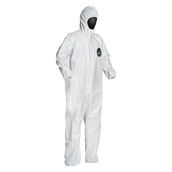 Dupont d15461928 proshield 50 x large white coverall for Dupont exterior protection reviews