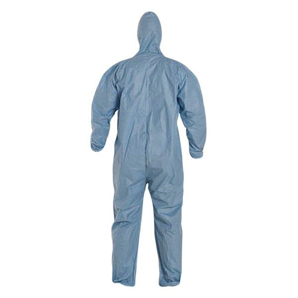 Dupont tm127sbumd proshield 6 sfr medium blue coverall for Dupont exterior protection reviews