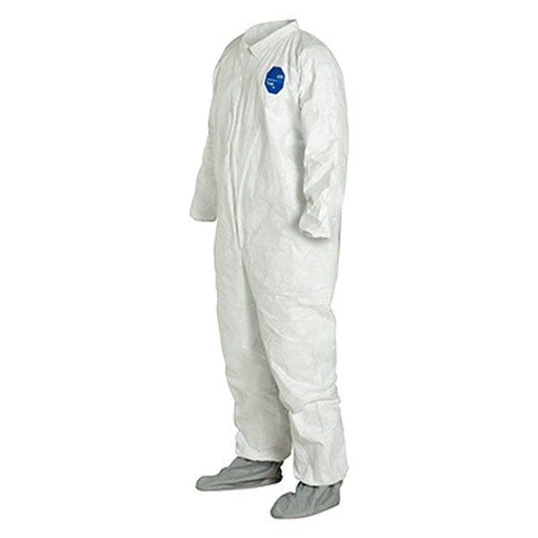 Dupont Ty121swh2x00 Tyvek 400 2x Large Coverall
