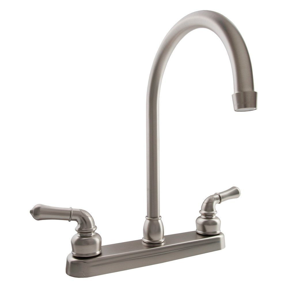 Rv Kitchen Faucet Single Hole