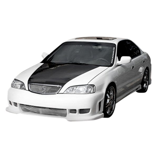 Spyder Style Front Bumper Cover