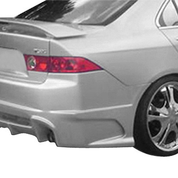 Raven Style Rear Bumper Cover