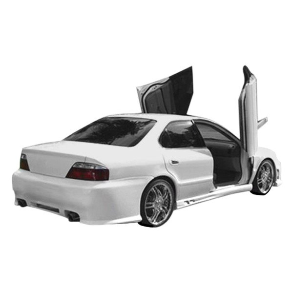 duraflex acura tl 1999 2001 spyder style body kit. Black Bedroom Furniture Sets. Home Design Ideas