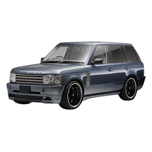 2003 Land Rover Range Rover Interior: Platinum Style Side Skirts