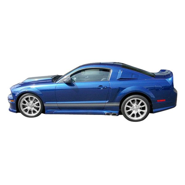 duraflex ford mustang 2005 2009 cvx style body kit. Black Bedroom Furniture Sets. Home Design Ideas