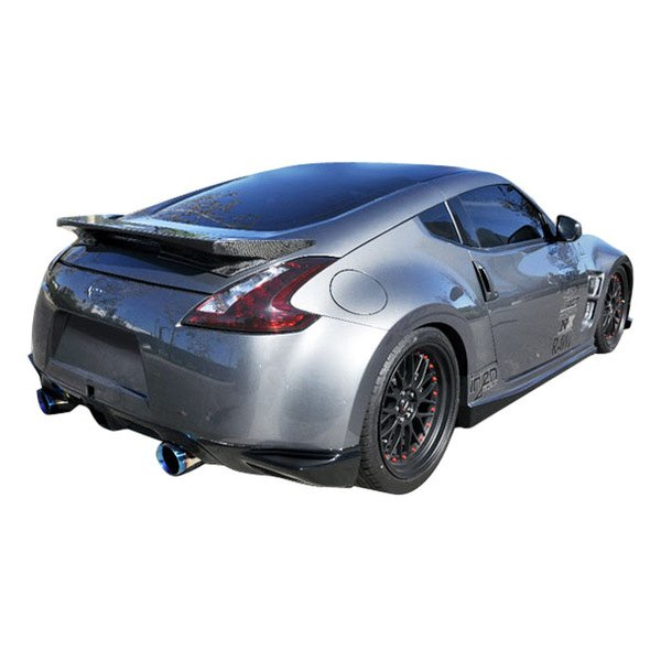 duraflex 105913 nissan 370z 2009 n 1 style body kit. Black Bedroom Furniture Sets. Home Design Ideas