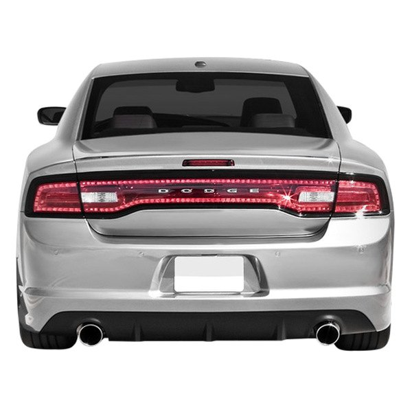 duraflex srt style rear bumper cover. Cars Review. Best American Auto & Cars Review