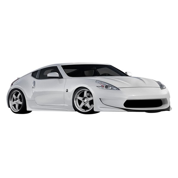 duraflex nissan 370z 2009 2016 am s gt style body kit. Black Bedroom Furniture Sets. Home Design Ideas