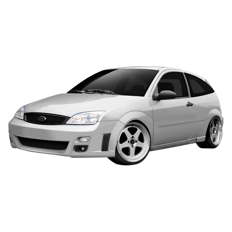 Sporty Ford Focus: Ford Focus 2005-2006 F-Sport Style Body Kit