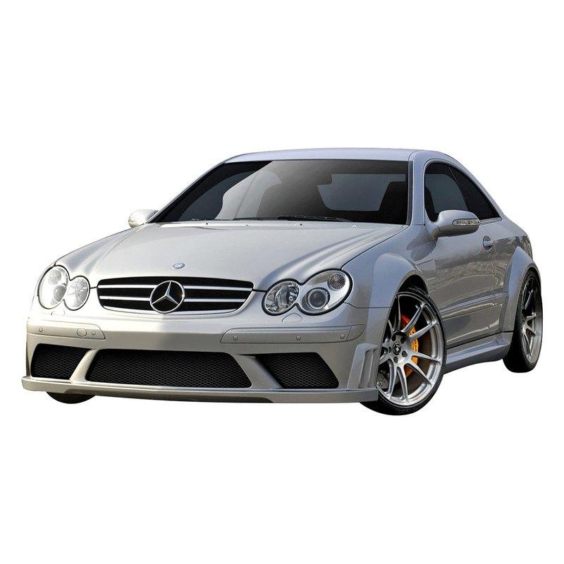 Duraflex mercedes clk class 2003 2009 black series for Mercedes benz clk black series body kit