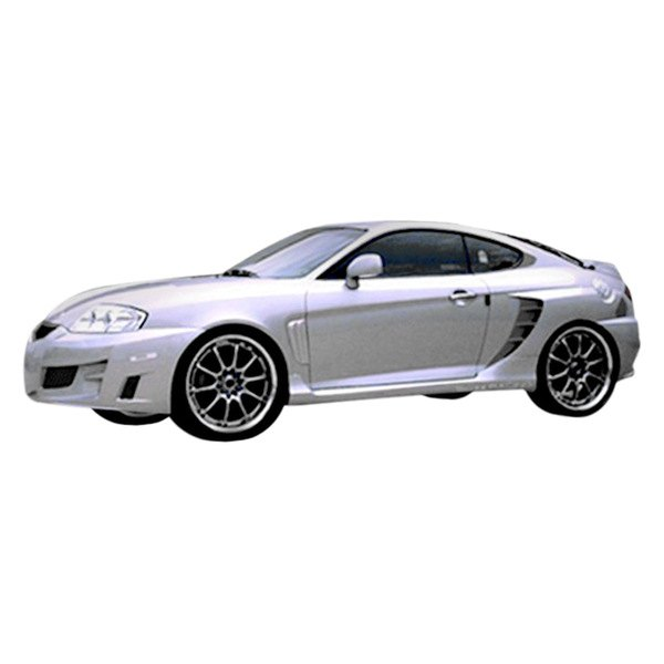 2003 Hyundai Tiburon Body Kit Car Interior Design