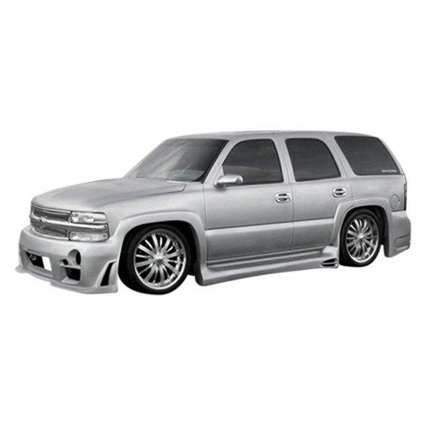 chevy silverado body kits body kit autos. Black Bedroom Furniture Sets. Home Design Ideas