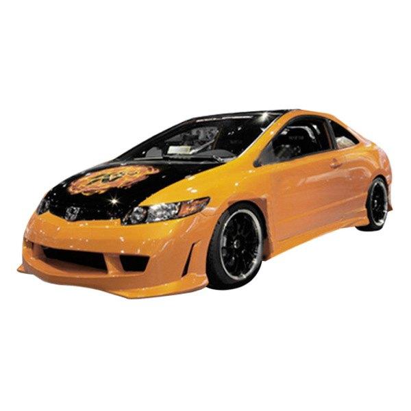 Honda Civic Coupe 2006-2011 Type M Style Body Kit