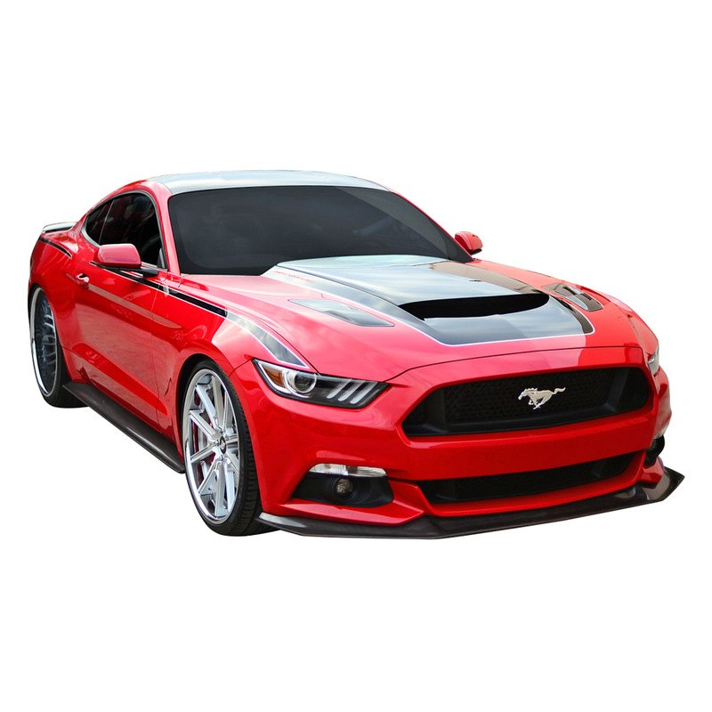 duraflex ford mustang 2015 gt concept style body kit. Black Bedroom Furniture Sets. Home Design Ideas