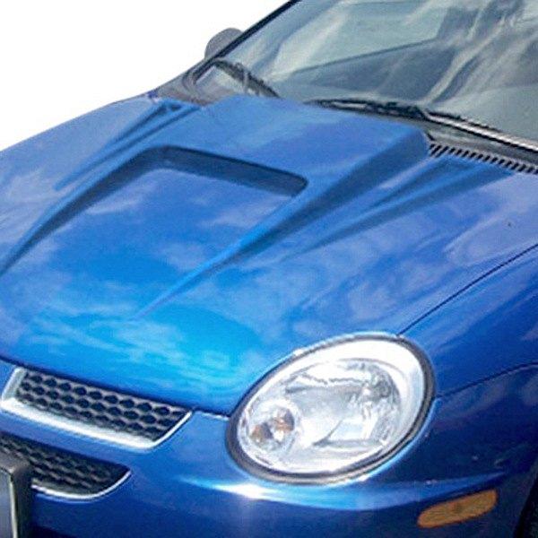 2000 Dodge Neon Interior: Dodge Neon 2000-2005 Spyder Style 3 Hood