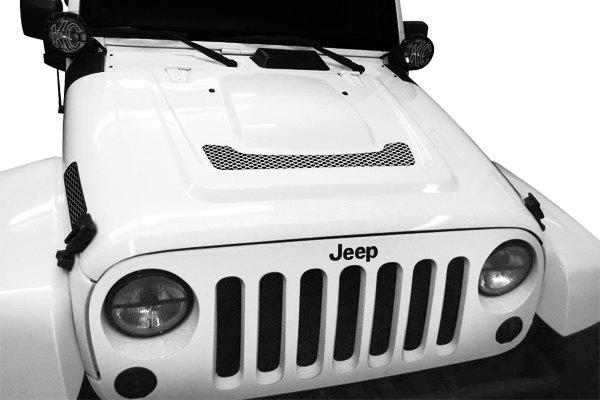 4cfd29692c2c Duraflex Custom Style Hoods for Wrangler - JKowners.com   Jeep ...