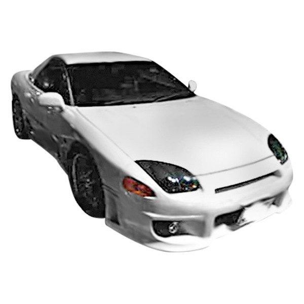 For Mitsubishi 3000GT 94-98 Version 1 Fiberglass Front