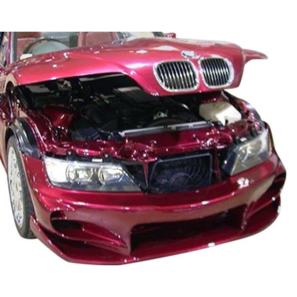 For Bmw Z3 96 02 Duraflex Vader Style Fiberglass Front